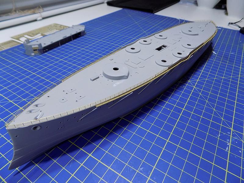 HMS Lord Nelson (Hobby Boss 1/350°) par horos Dscn0914