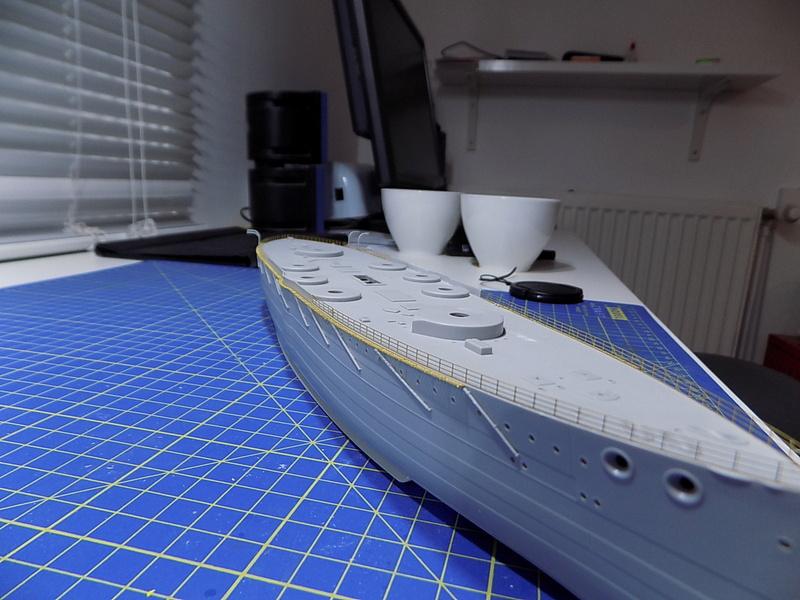 HMS LORD NELSON Hobbyboss 1/350ème Dscn0915