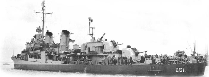 USS KIDD Fletcher Class Destroyer DD-661 Trumpeter 1/350 Kidd_d10
