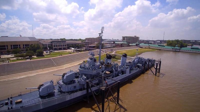 USS KIDD Fletcher Class Destroyer DD-661 Trumpeter 1/350 Maxres10
