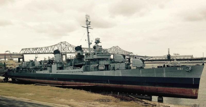 USS KIDD Fletcher Class Destroyer DD-661 Trumpeter 1/350 Uss_ki12