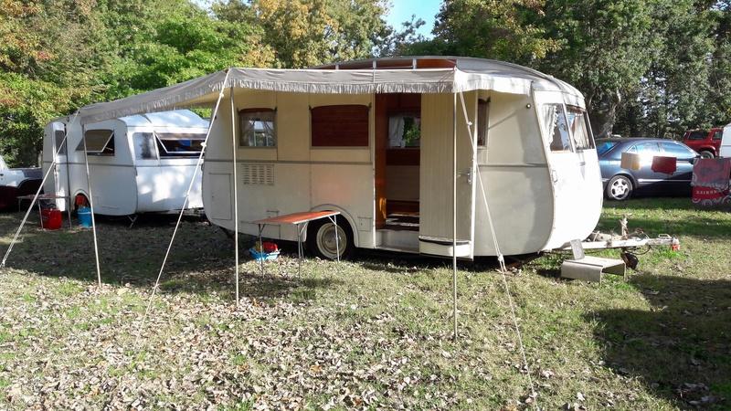 """rencontre """"Passion Rétro Camping"""" les 22,23,24 Septembre 2017 20170922"""