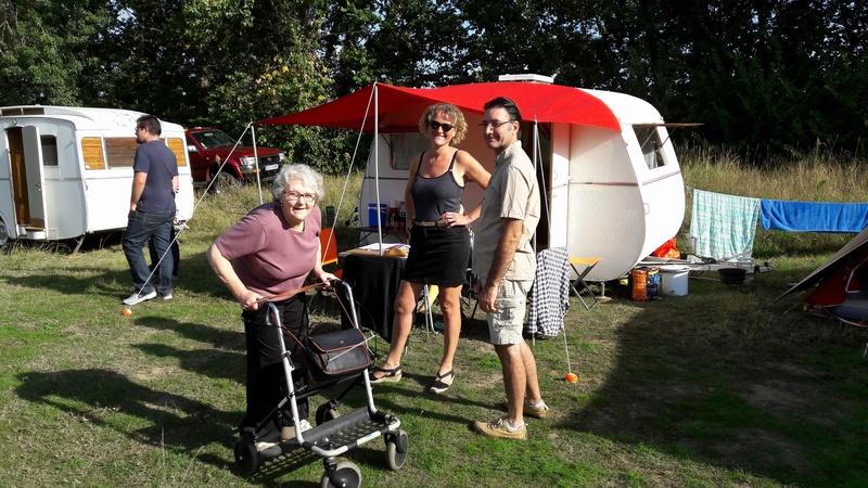 """rencontre """"Passion Rétro Camping"""" les 22,23,24 Septembre 2017 20170930"""