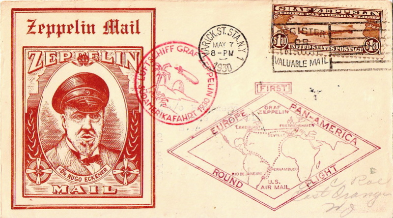 Südamerikafahrt 1930, Post nach Sevilla - Seite 3 Scanne11