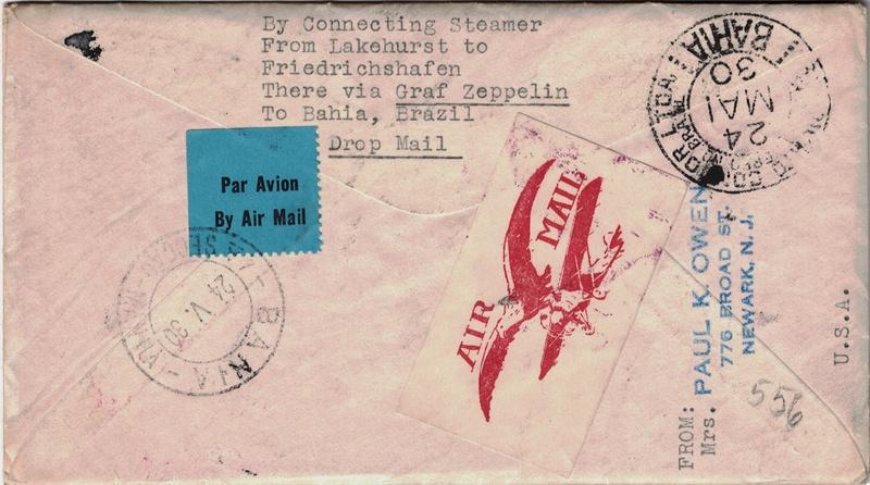 Zeppelinpost aus USA Usa_ba11