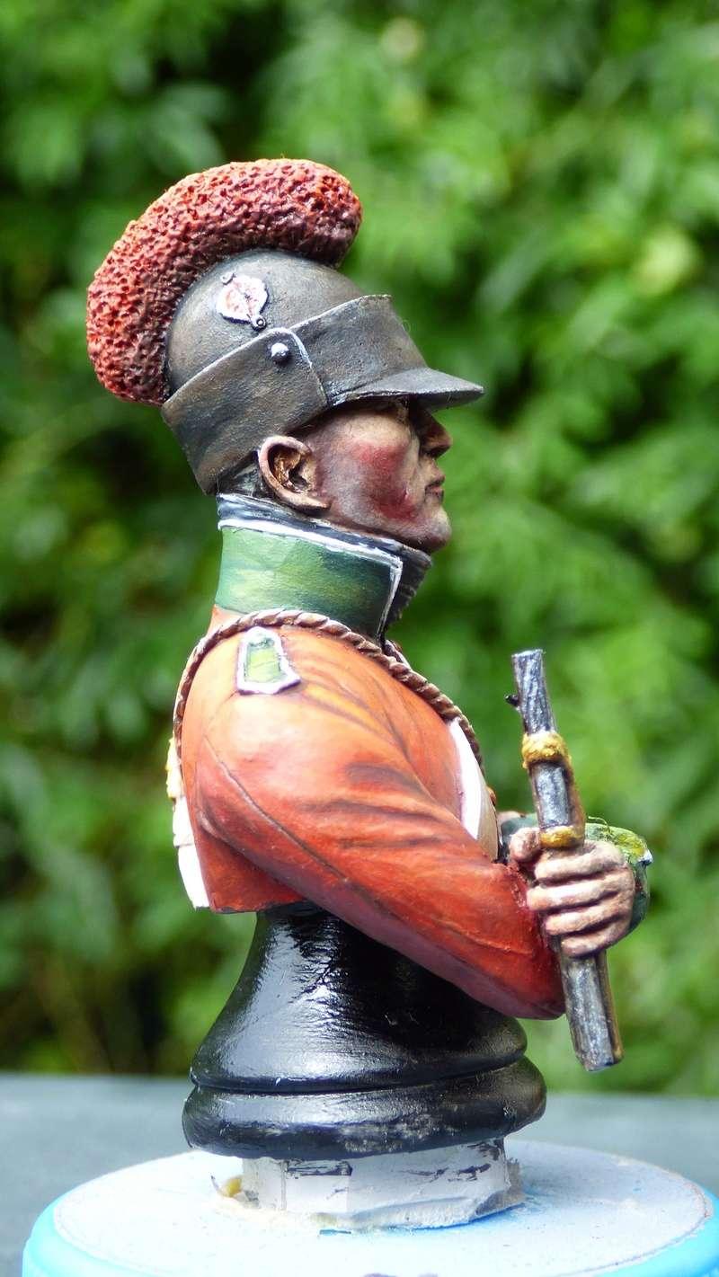 buste fusilier en EGYPTE ,transformé par Claude  P1010541