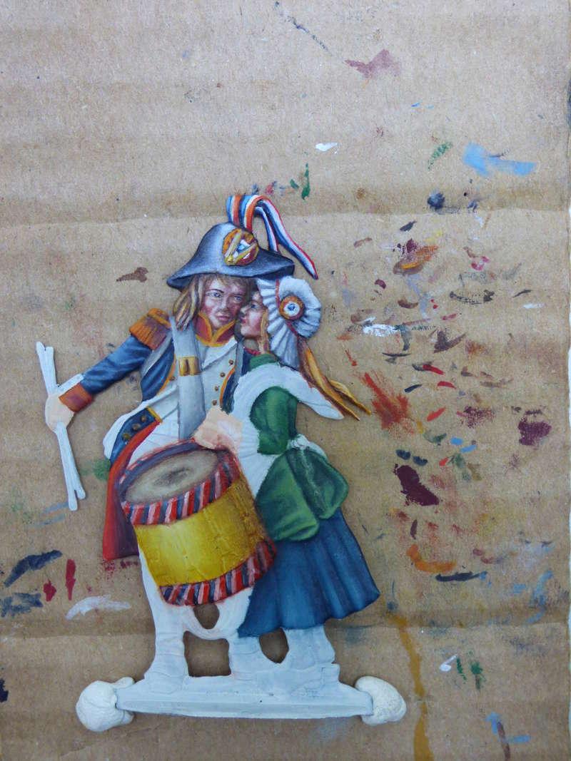 jeune tambour  (plat 54 mm Benedikt widmann) P1010641