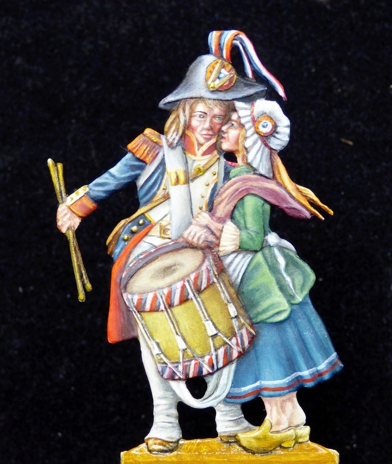 jeune tambour  (plat 54 mm Benedikt widmann) P1010645