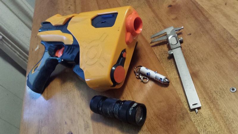 Nerf Gun Customization 20170711
