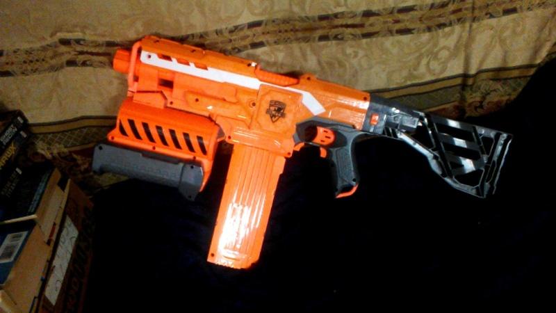 Nerf Gun Customization Cameri10