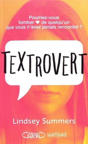 SUMMERS Lindsey - Textrovert Texto110