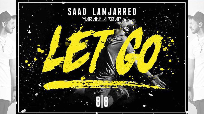 أغنية سعد المجرد LET GO الجديدة معدلة على شكل Trap Music Mjered10