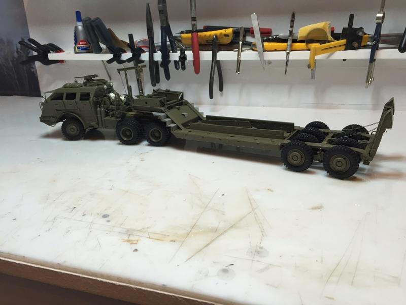 Dragon Wagon - Tamiya 1/35 - avec excavatrice scratch Abc_4110