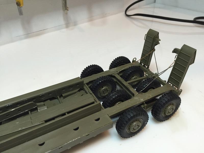 Dragon Wagon - Tamiya 1/35 - avec excavatrice scratch Abc_4210