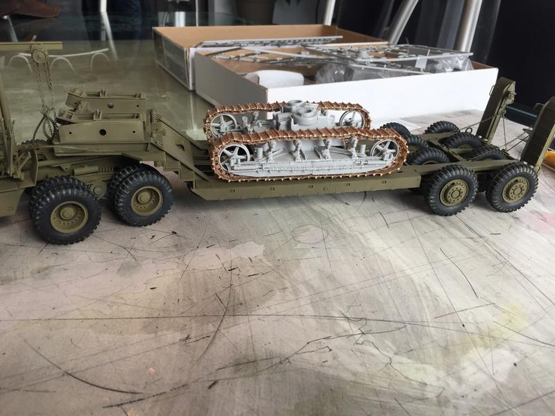 Dragon Wagon - Tamiya 1/35 - avec excavatrice scratch Img_5714