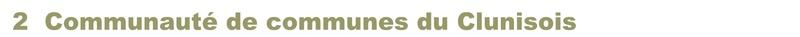 FAPPAH, Annuaire interactif Version juillet 2017 de la Fédération des Associations de sauvegarde et mise en valeur du patrimoine bâti, paysager et immatériel concentrées entre Cluny Tournus et périphérie du PAH . 011a11
