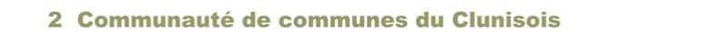 FAPPAH, Annuaire interactif Version juillet 2017 de la Fédération des Associations de sauvegarde et mise en valeur du patrimoine bâti, paysager et immatériel concentrées entre Cluny Tournus et périphérie du PAH . 012a10