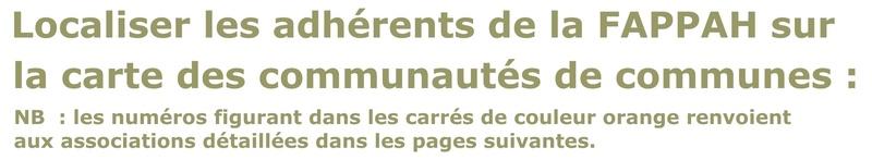 FAPPAH, Annuaire interactif Version juillet 2017 de la Fédération des Associations de sauvegarde et mise en valeur du patrimoine bâti, paysager et immatériel concentrées entre Cluny Tournus et périphérie du PAH . 0411