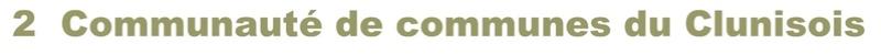 FAPPAH, Annuaire interactif Version juillet 2017 de la Fédération des Associations de sauvegarde et mise en valeur du patrimoine bâti, paysager et immatériel concentrées entre Cluny Tournus et périphérie du PAH . 09a11