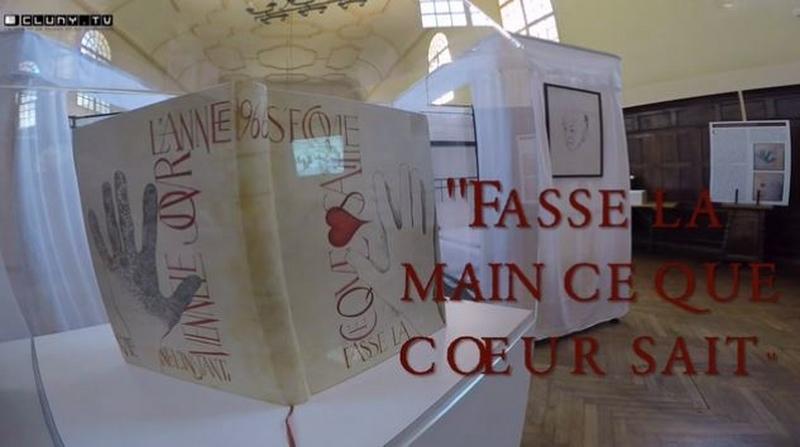 film vidéo, réalisé par Cluny TV, vient d'être mis en ligne, consultable sur le site « https://www.cluny.tv ».   AMB, Association des Amis de Michel Bouillot 1a_cop10