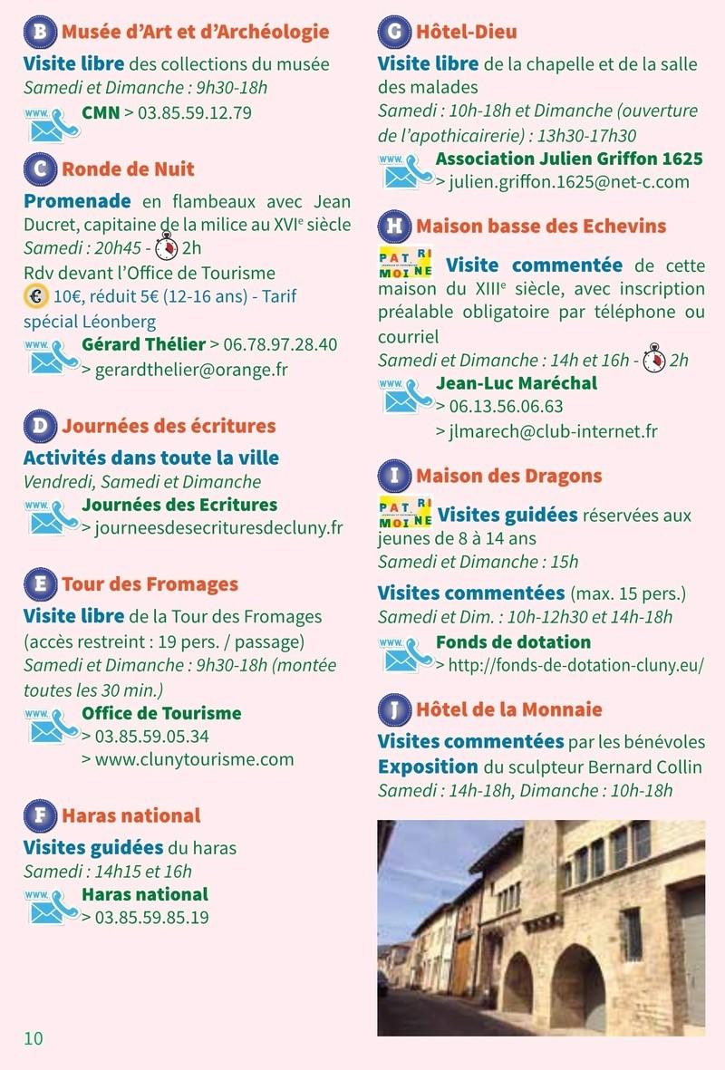 Les programmes des Journées du Patrimoine sont arrivés dans les offices du tourisme et au PAH. Ils sont prêts à être distribués dans tout le territoire avec des affiches ! Et vous,  êtes-vous prêts pour les JEP 2017 ? 6_110