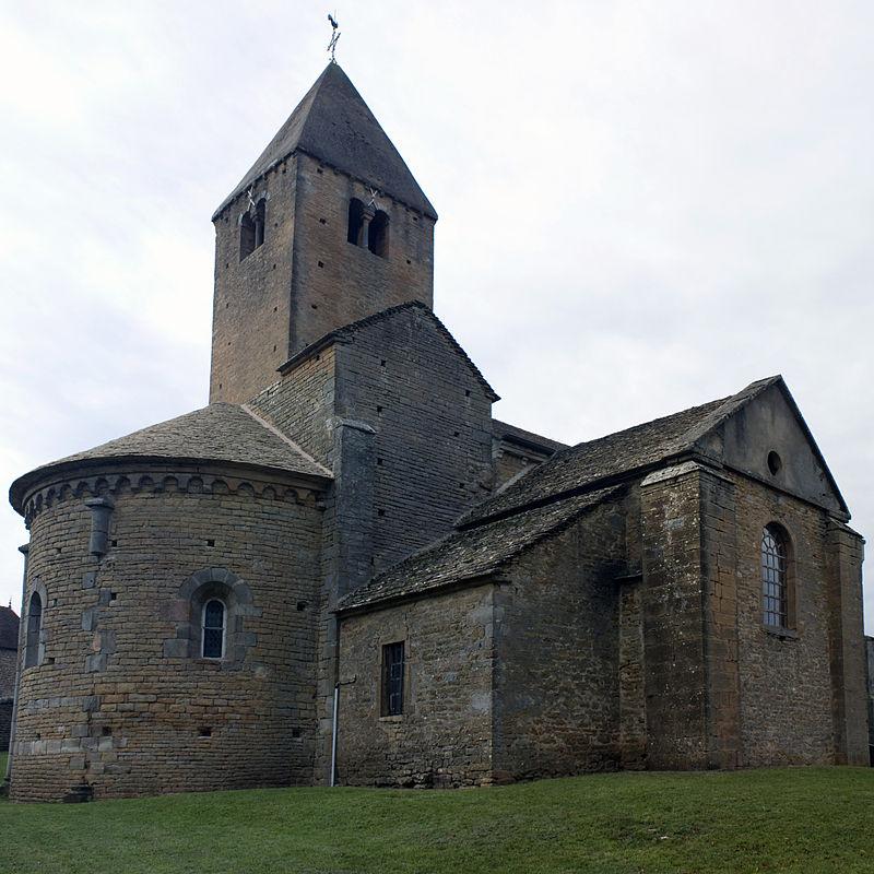 """Article de Thierry Sabot """"La Gazette du Web"""" sur la brochure de l'église et de la paroisse de la Chapelle-sous-Brancion 800px-10"""