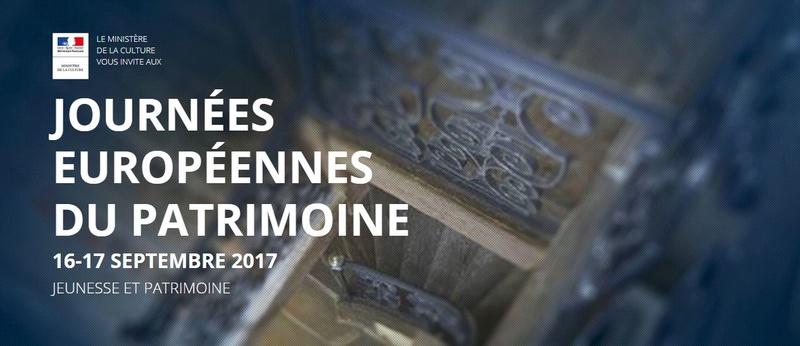 Information PAH - Dépliant papier Journées du Patrimoine Jeo10