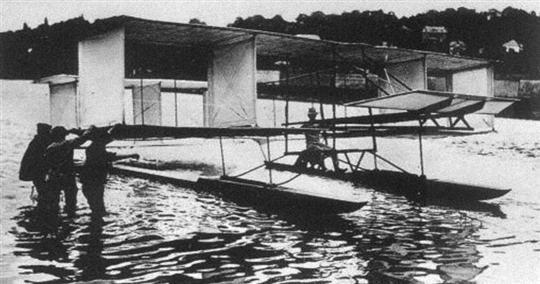 Un père fondateur de l'aviation L-un-d10