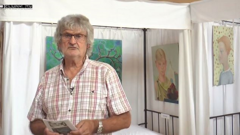 film vidéo, réalisé par Cluny TV, vient d'être mis en ligne, consultable sur le site « https://www.cluny.tv ».   AMB, Association des Amis de Michel Bouillot Mb_1_c10