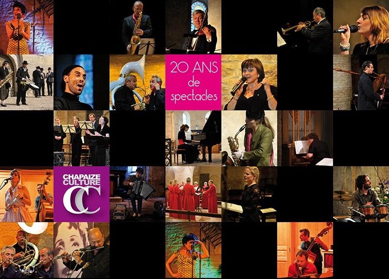 Chapaize Culture fête cette année ses vingt ans Page-p10
