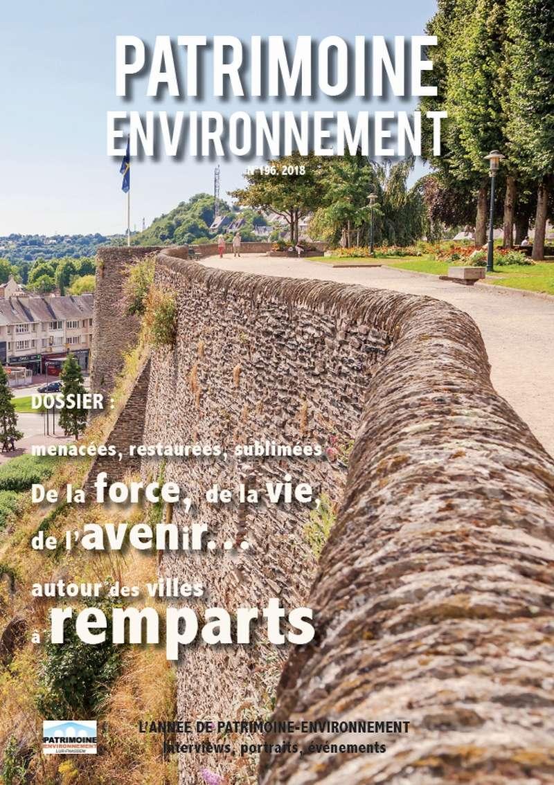 """La revue """"Patrimoine Environnement"""" 2017 bientôt disponible ! Unname15"""