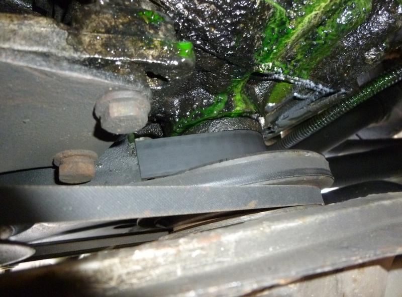 Pompe à eau moteur J8S 1p107012