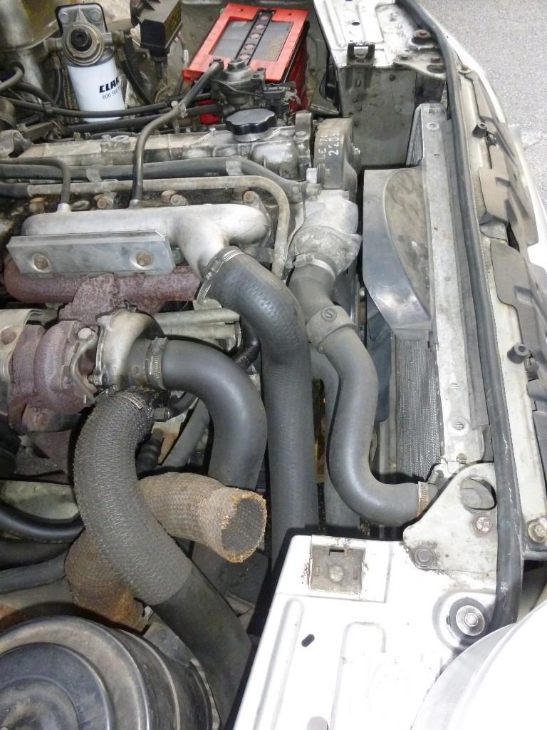 Pompe à eau moteur J8S 3_p10711