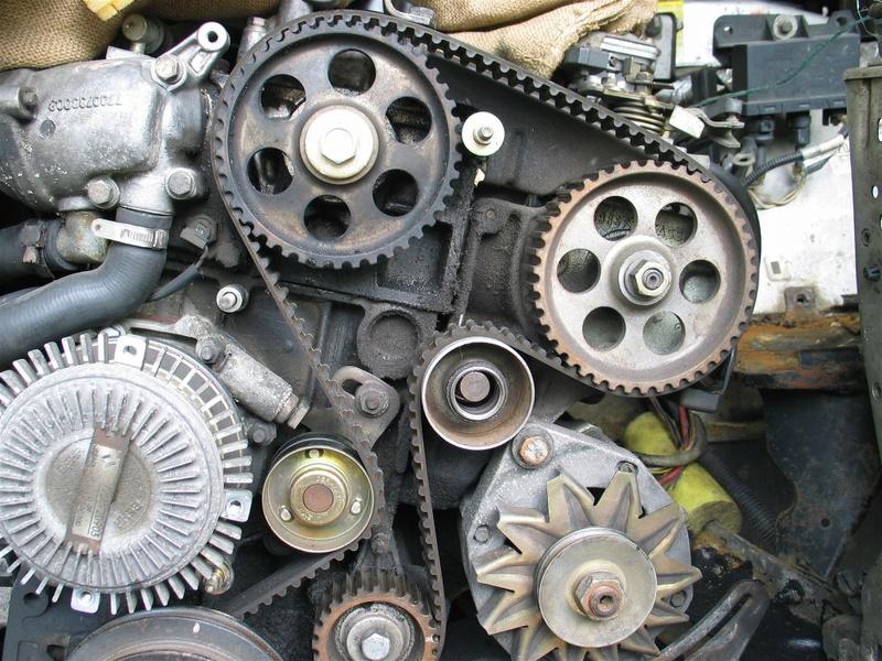 Pompe à eau moteur J8S 9_le_g10