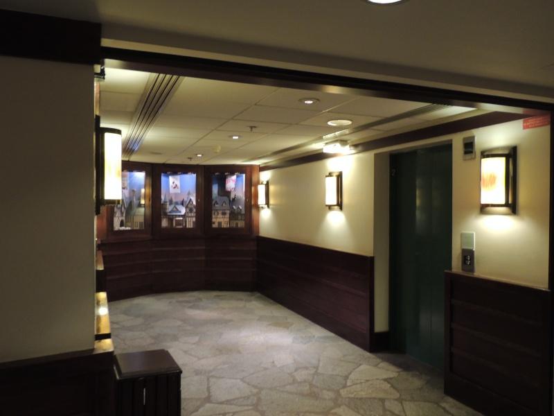 Disneyland Paris - Disney's Sequoia Lodge suite Honeymoon du 23 au 25 décembre  - Page 5 Dscn1311
