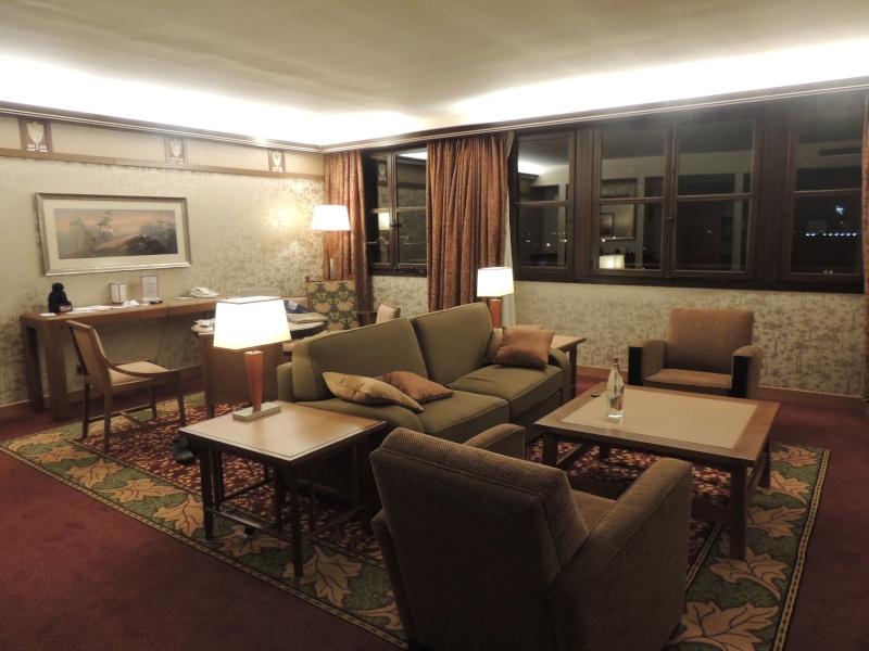 Disneyland Paris - Disney's Sequoia Lodge suite Honeymoon du 23 au 25 décembre  - Page 5 Dscn1315