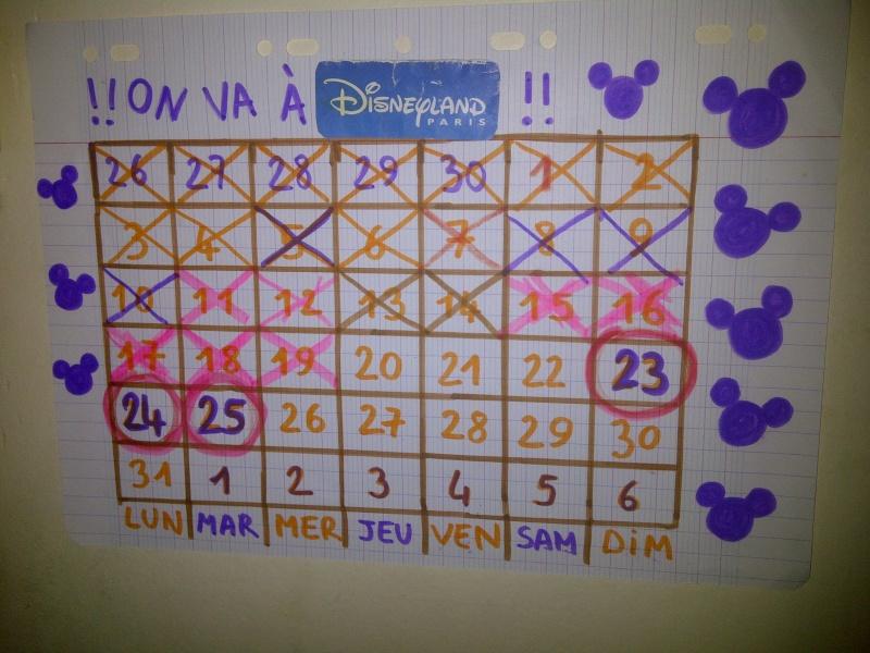 Disneyland Paris - Disney's Sequoia Lodge suite Honeymoon du 23 au 25 décembre  - Page 3 Img-2010