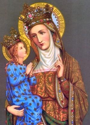 Neuvaine à sainte Anne - Du 18 au 26 juillet  Sainte10