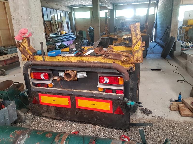 Remorque grumiere extensible  20170610