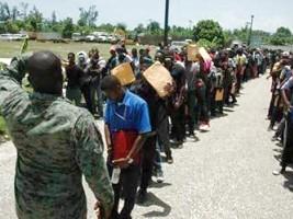 Forces armées d'Haïti (FADH) / Armed Forces of Haiti 00112