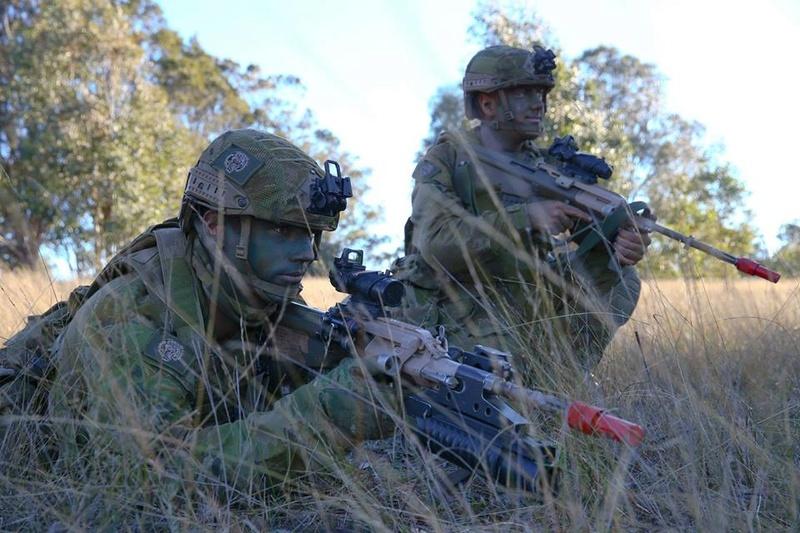 Armée Australienne/Australian Defence Force (ADF) 1042