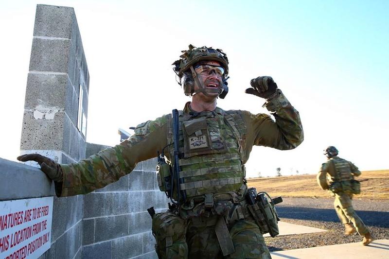 Armée Australienne/Australian Defence Force (ADF) 1128