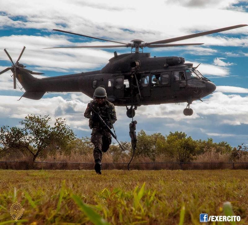 Armée Brésilienne/Brazilian Armed Forces/Forças Armadas Brasileiras - Page 32 1134