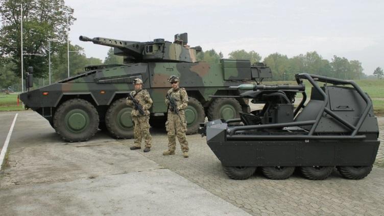 Industrie de defense Allemande / die deutsche Rüstungsindustrie - Page 4 1148