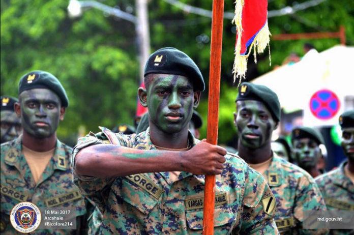 Forces armées d'Haïti (FADH) / Armed Forces of Haiti 115