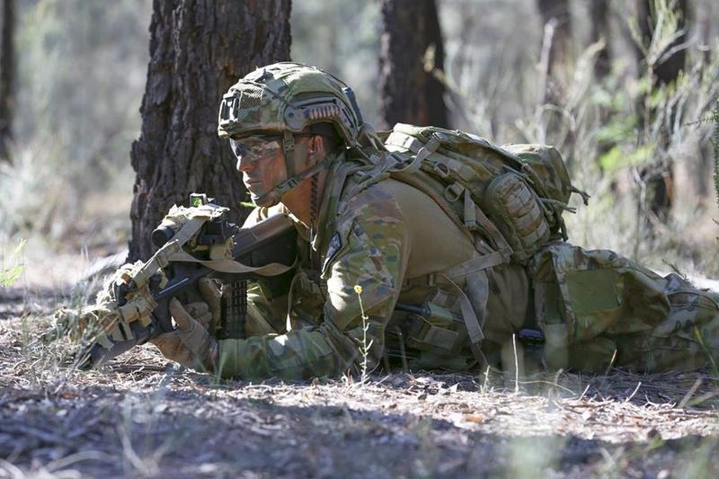 Armée Australienne/Australian Defence Force (ADF) 1227