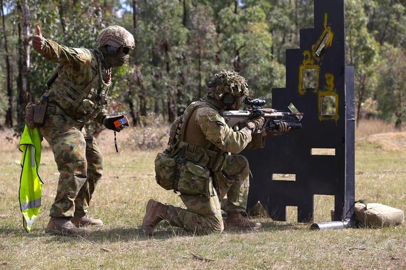 Armée Australienne/Australian Defence Force (ADF) 1323