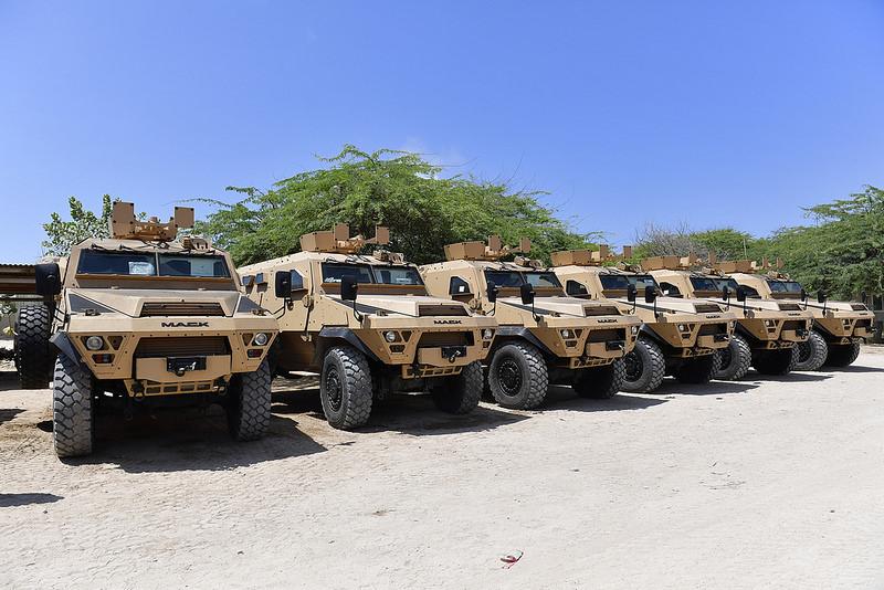 Armée Ougandaise/Uganda Peoples Defence Force (UPDF) - Page 5 133
