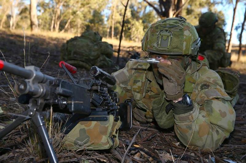 Armée Australienne/Australian Defence Force (ADF) 1520