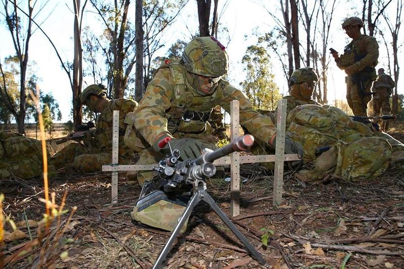 Armée Australienne/Australian Defence Force (ADF) 1618